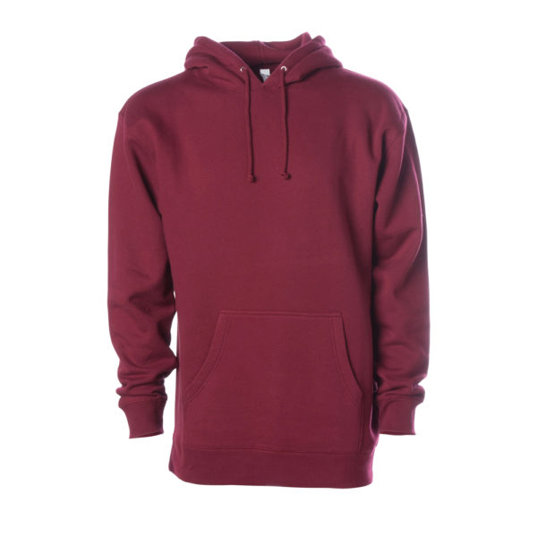 HEAVYWEIGHT HOODED PULLOVER SWEATSHIRT
