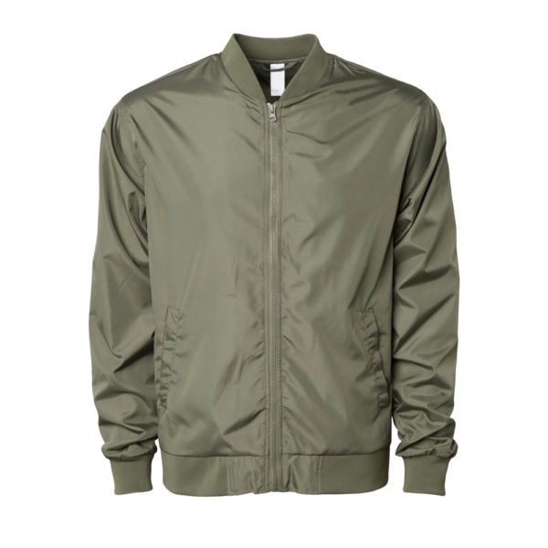 LIGHTWEIGHT BOMBER JACKET (2)