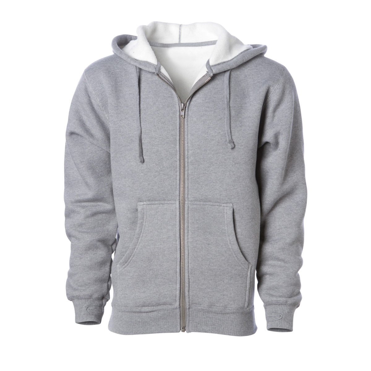MEN SUPER HEAVYWEIGHT ZIP HOODED SWEATSHIRT