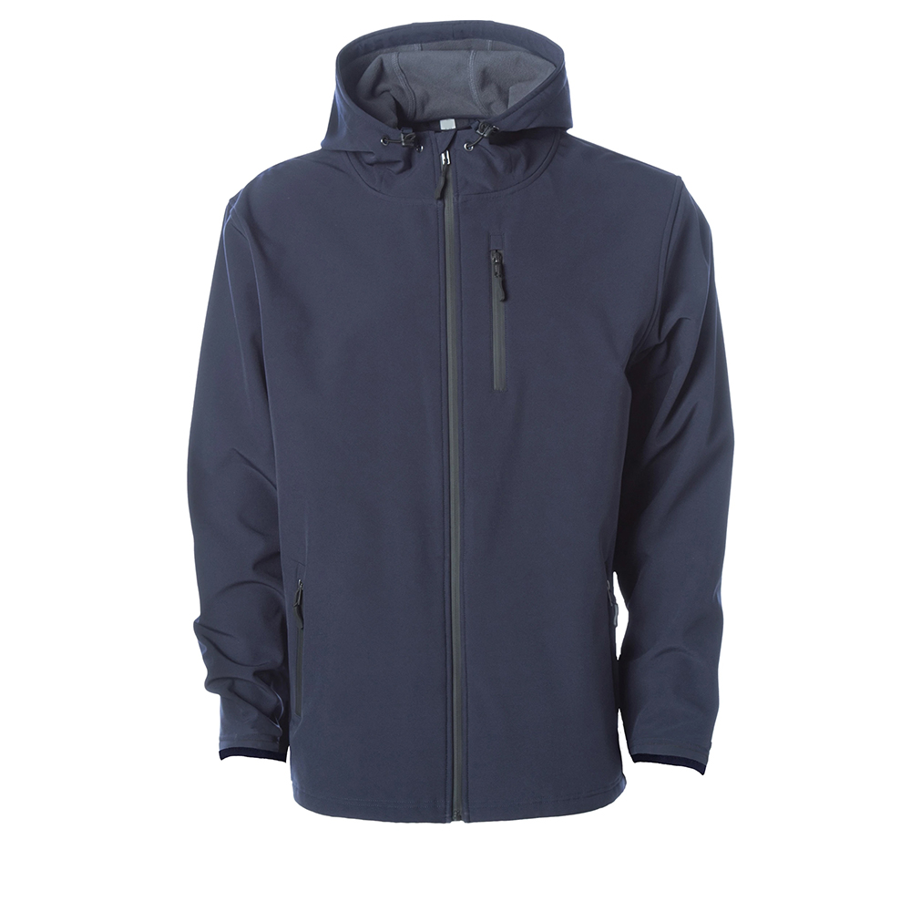 POLY-TECH WATER RESISTANT SOFT SHELL JACKET