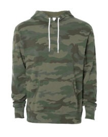 UNISEX LIGHTWEIGHT FITTED HOODED PULLOVER SWEATSHIRT (1)